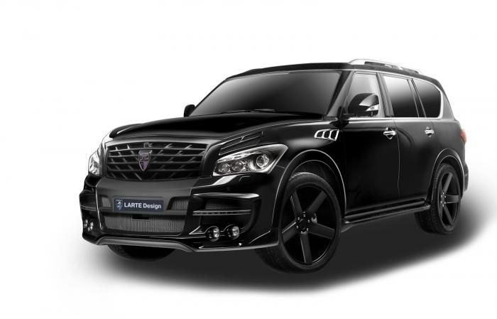 2016 Infiniti QX80 | Cars, Wheels and Vehicle