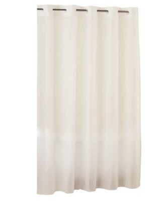 Hookless Frosty Peva Shower Curtain Reviews Shower Curtains