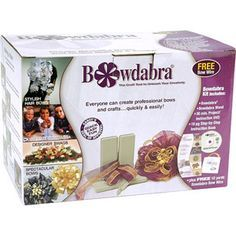 ** Bowdabra Bowmaker Tool @craftonline
