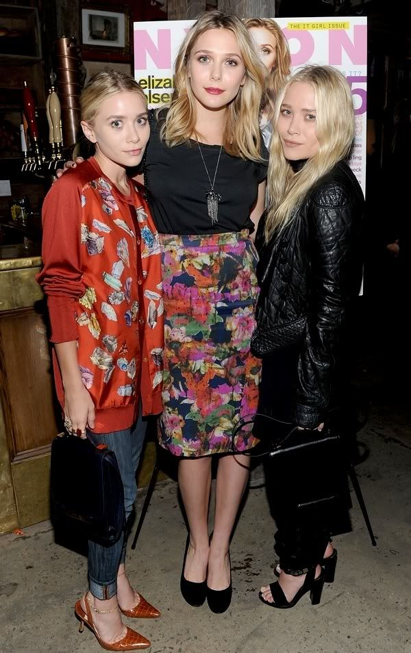 24 Surprising Hollywood Relatives Elizabeth Olsen Style Mary Kate Ashley Olsen Twins