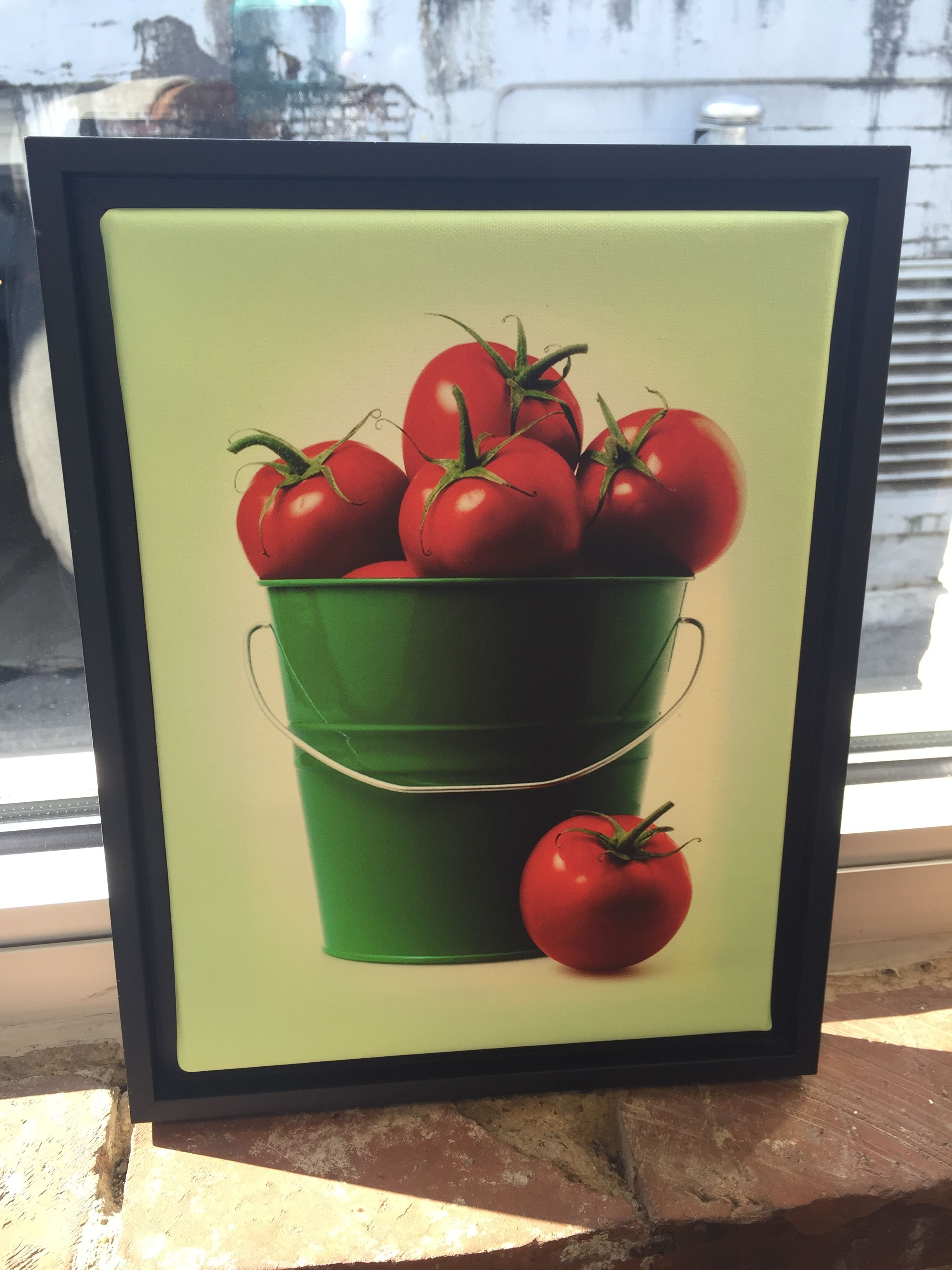 stretch canvas printing outside the box pinterest