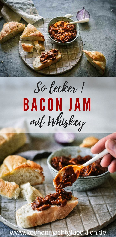 Bacon Jam Rezept - Umami im Glas | Kochen macht glücklich