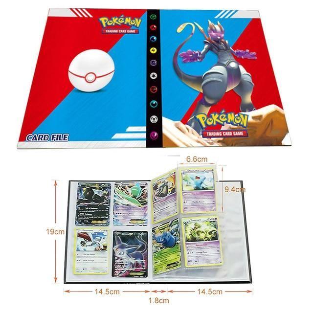 Photo of Pokemon Cards Album Book Cartoon – Anime 80/240PCS Game Cards – 6