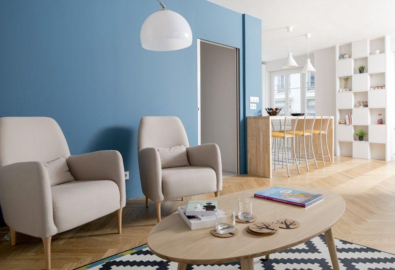 un confortable pied terre marion lano architecte d 39 int rieur et d coratrice lyon. Black Bedroom Furniture Sets. Home Design Ideas