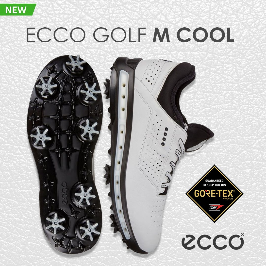 701a3bc88133 Introducing the New ECCO COOL😎. 100% waterproof and 100% breathable ...