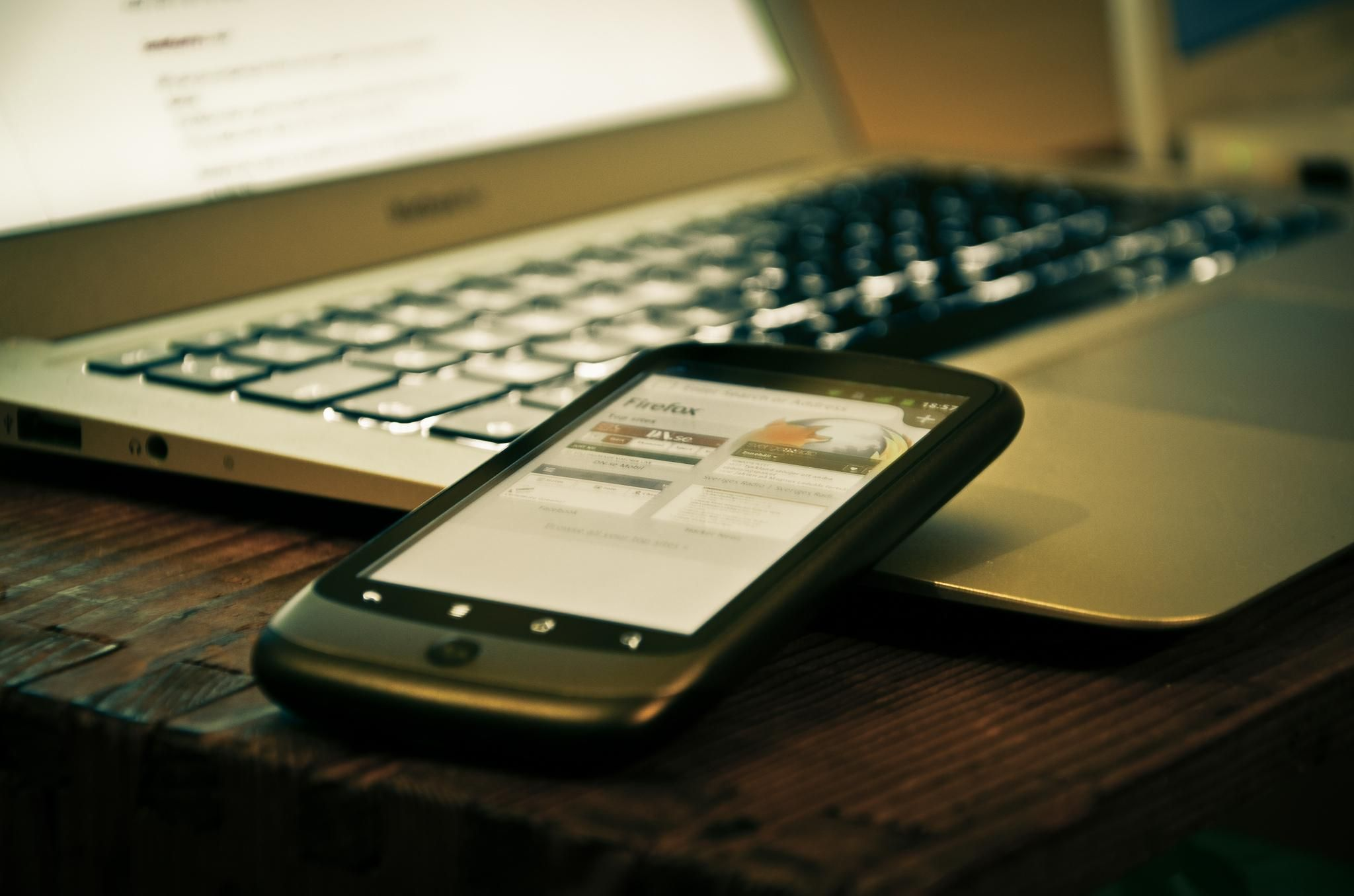 Get your business on a smartphone by hiring us for your