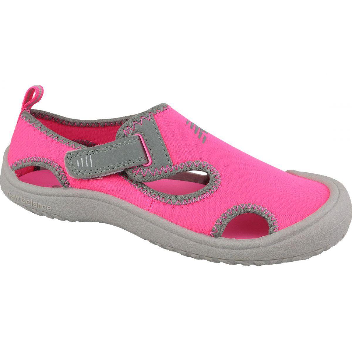 Sandaly New Balance Sandal K K2013pkg Rozowe New Balance Sandals Kid Shoes Blue Sandals