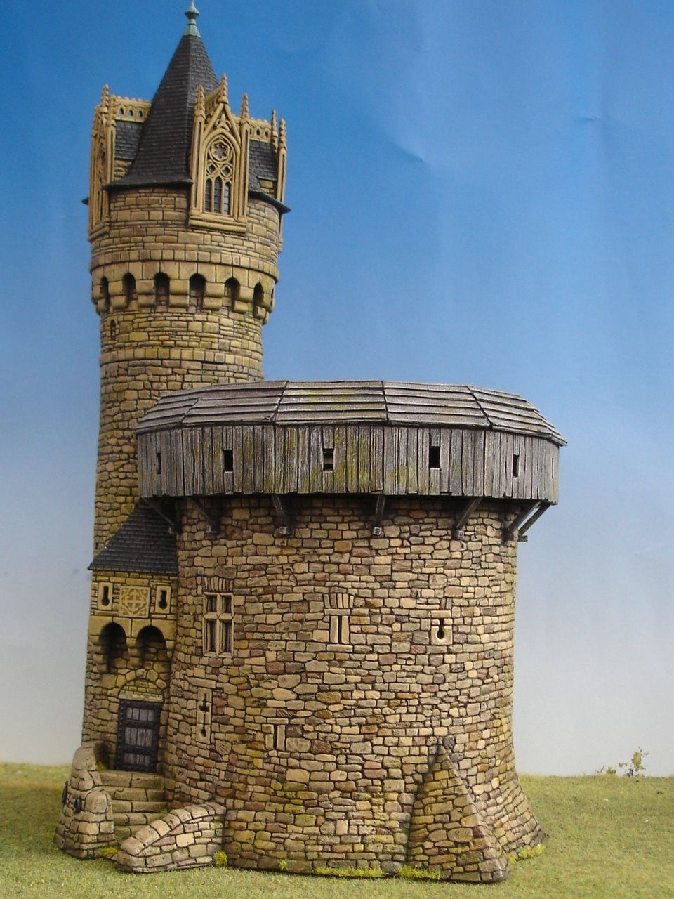 Harness and Array - Fortified Watchtower | Medieval tower
