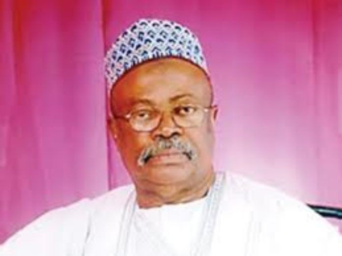 Image result for The Commissioner in charge of the Public Complaints Commission in Benue,Alhaji Abubakar Tsav,