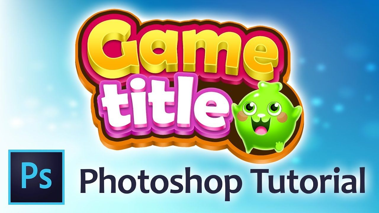 Learn professional 2d game asset graphic design in photoshop | udemy.