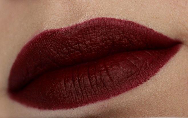 Maybelline Color Sensational Matte 978 Burgundy Blush | Lipstick ...