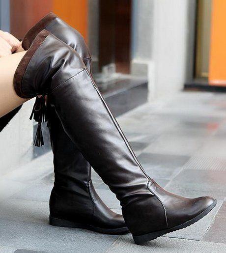Bayan Diz Ustu Uzun Cizme Modelleri Uzun Cizme Cizmeler Bot