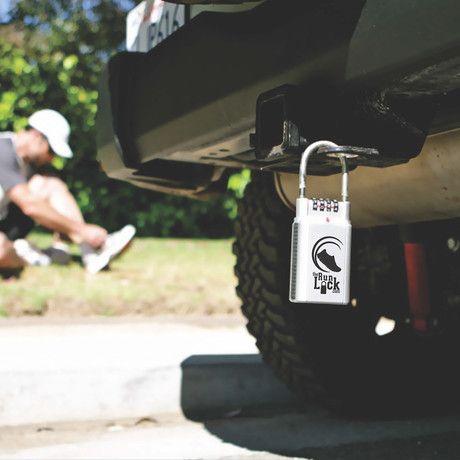 where to put keys when running