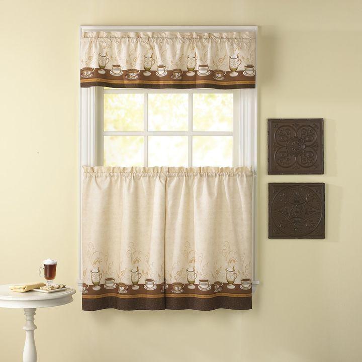 Kitchen Curtains Ideas 3 Cool Ideas