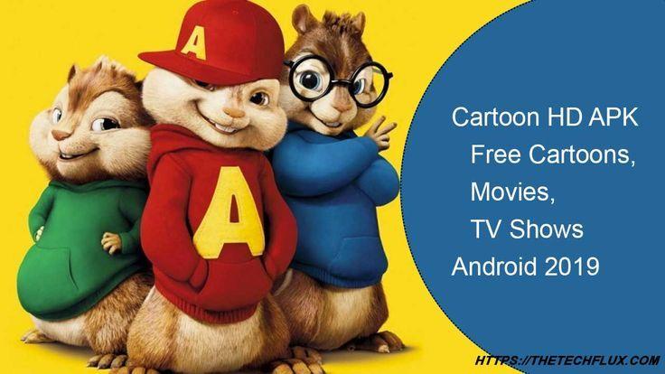 Cartoon hd apk cartoons hd free cartoons cartoon movies
