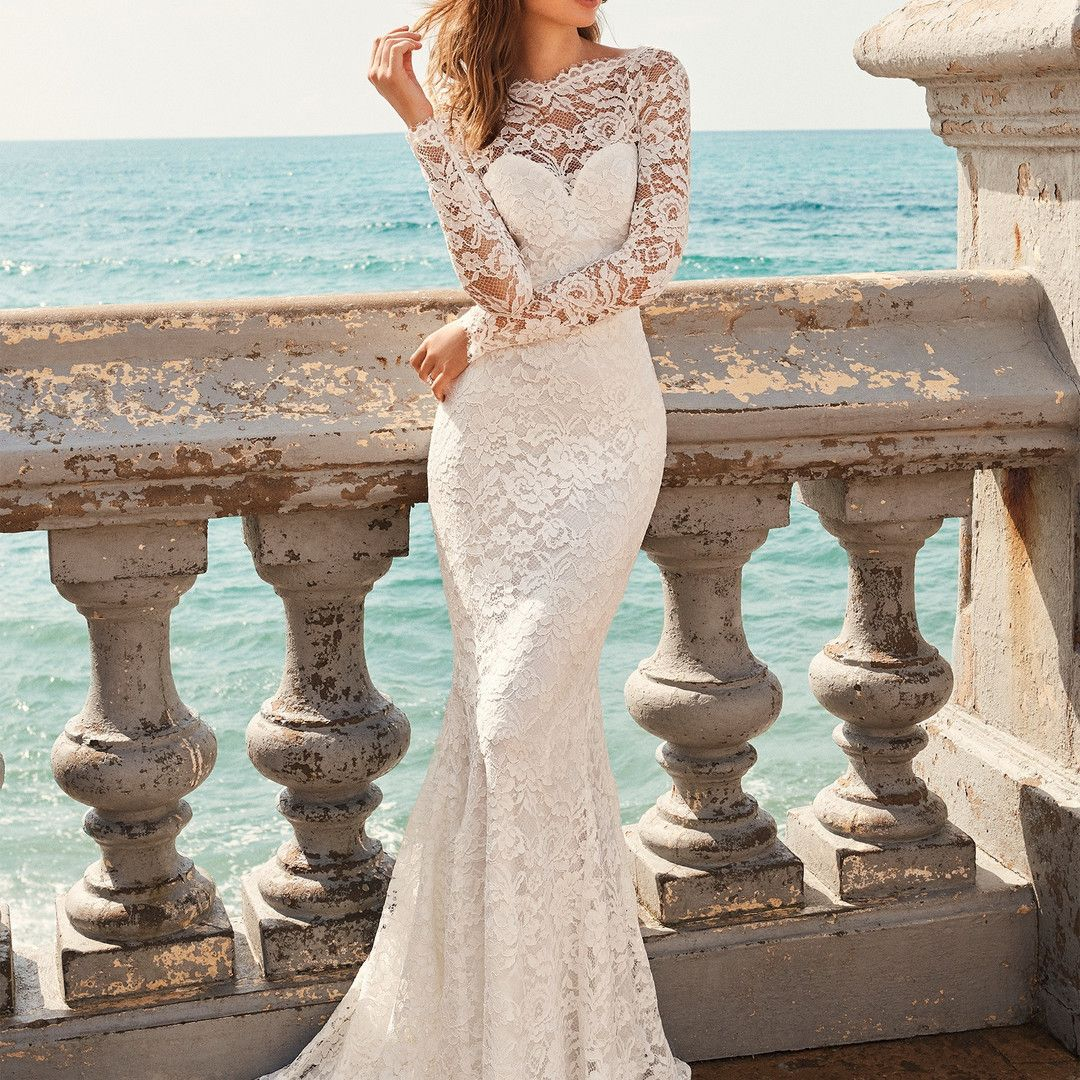 Simple Wedding Dresses Champagne Wedding Dress Discount Wedding