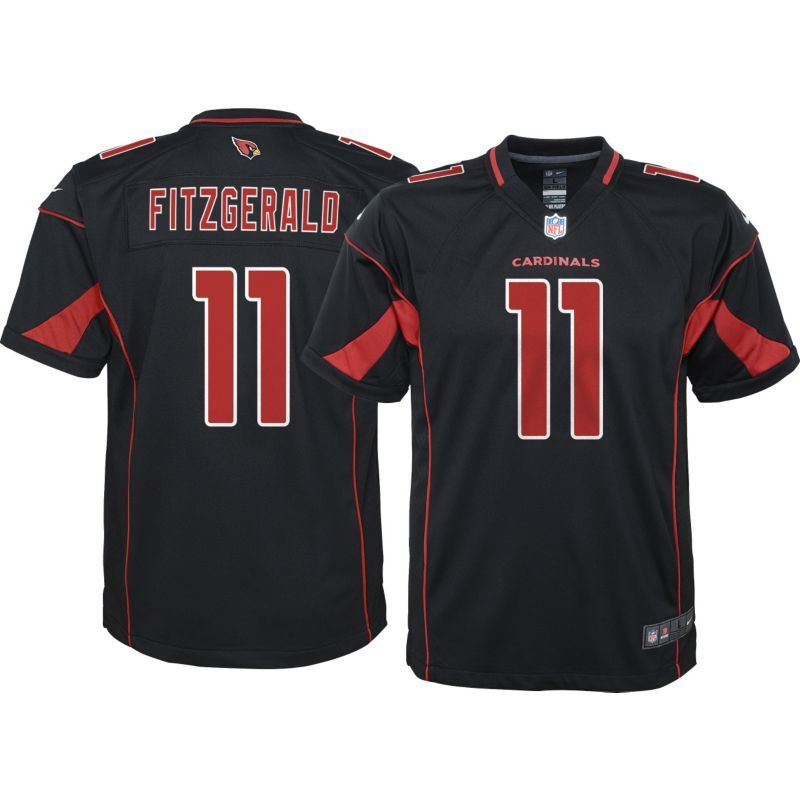 3146686f9 Nike Youth Color Rush Game Jersey Arizona Cardinals Larry Fitzgerald ...