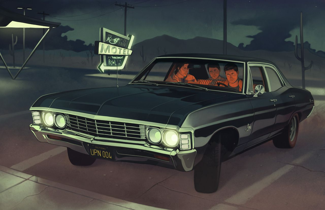1967 Impala Private Commission By Kelly Johnson Website