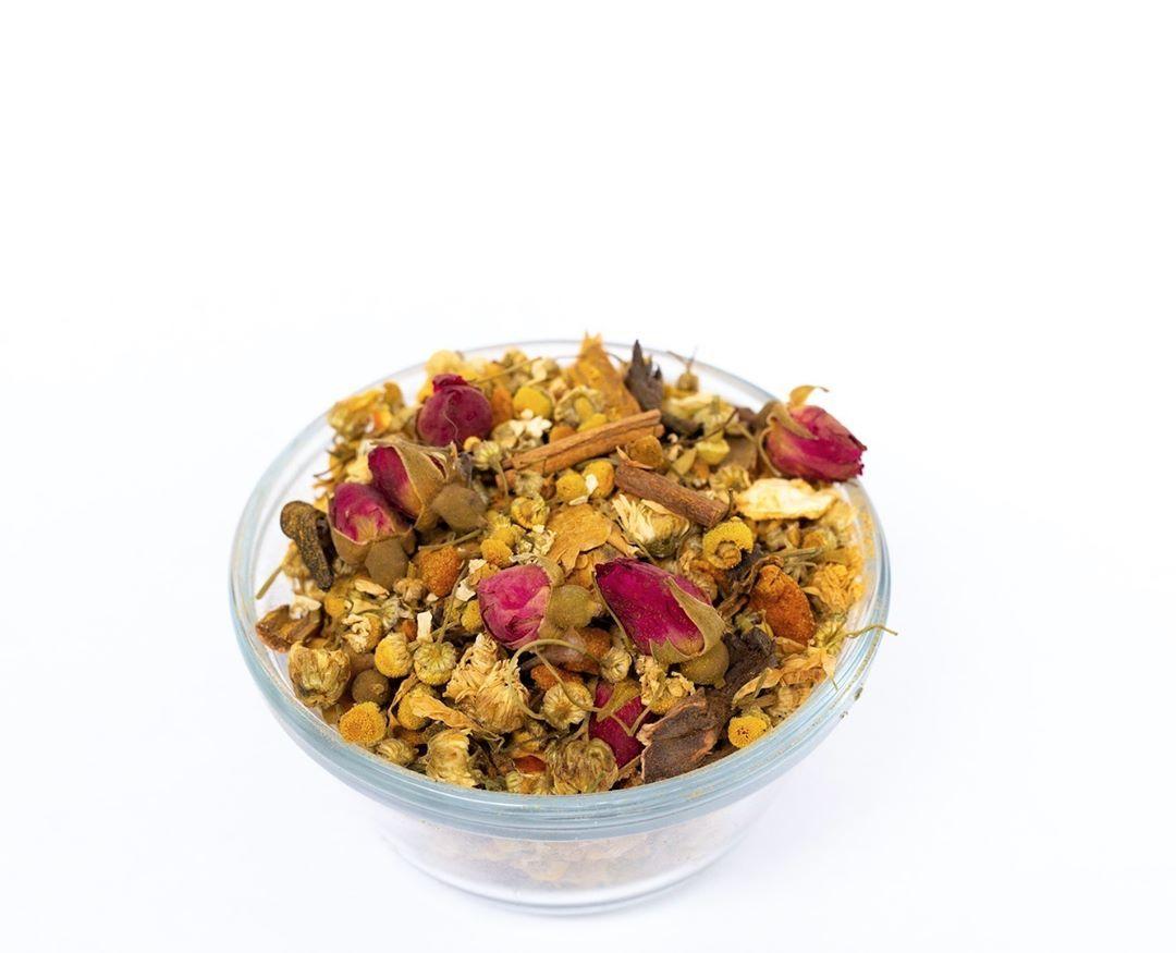 how to make chamomile tea with tea bags