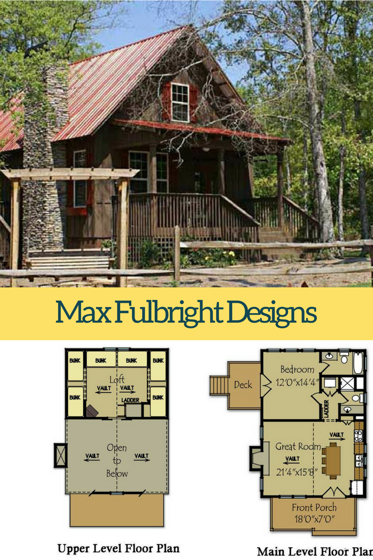 Small Cabin Plan With Loft Small Cabin House Plans Cabin Plans With Loft Small Cabin Plans Cabin Plans