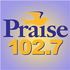 Praise 102.7 Logo