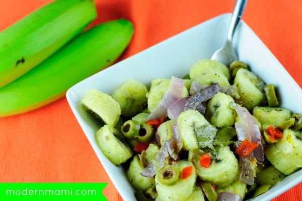 Guineos en escabeche puerto rican green banana salad great guineos en escabeche puerto rican green banana salad great thanksgiving side dish idea recipe forumfinder Gallery