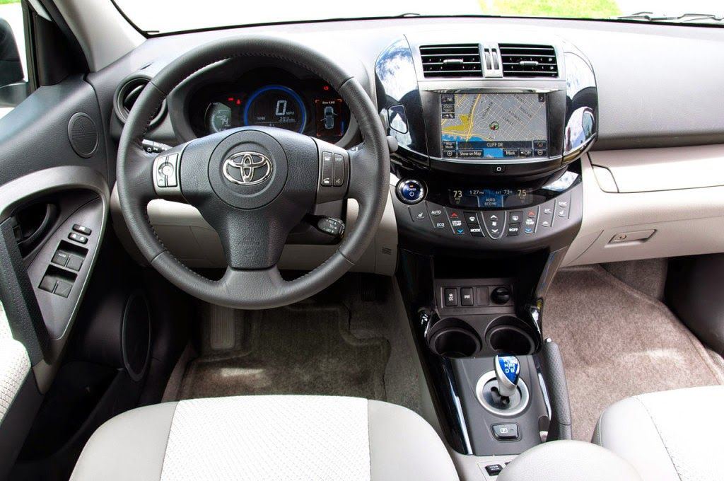 new car models release dates 2014New Price and Review Toyota RAV4 2016 Turbo Release Interior View