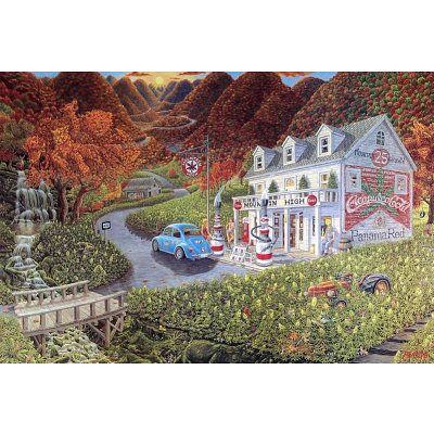 Tom Masse (Mountain High) Art Poster Print