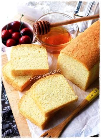 Resep Castella Japanese Honey Cake Kasutera Versi 2 No Sp Bp Oilfree Oleh Tintin Rayner Resep Roti Kue Resep