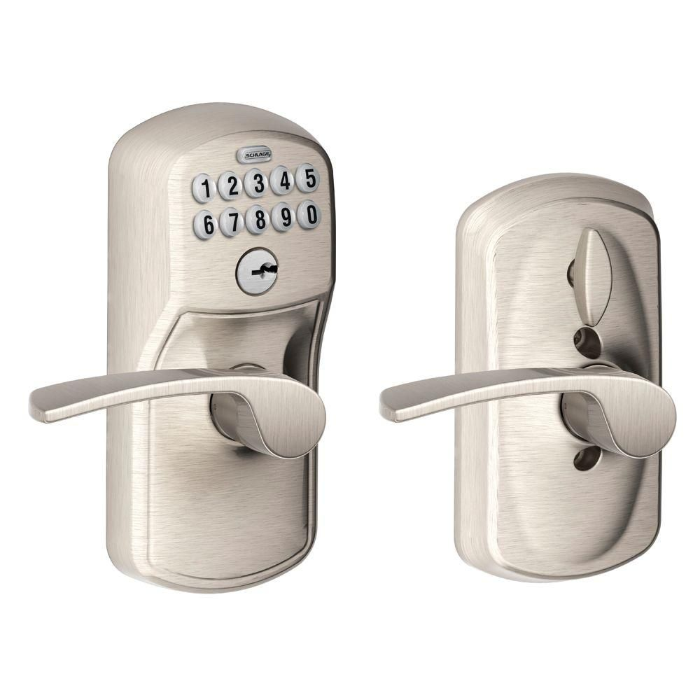 Incroyable Schlage Keypad Door Knobs