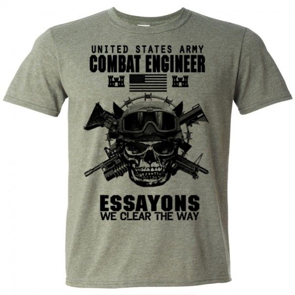 Us army engineers essayons