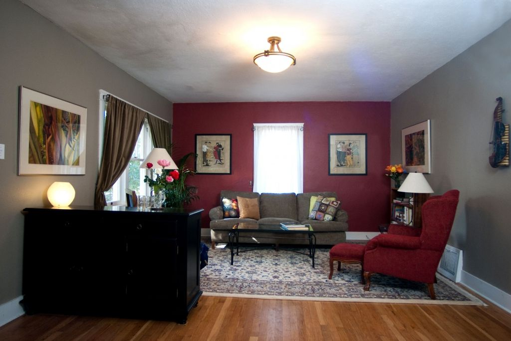 awesome maroon and brown living room for Wish Check more ...