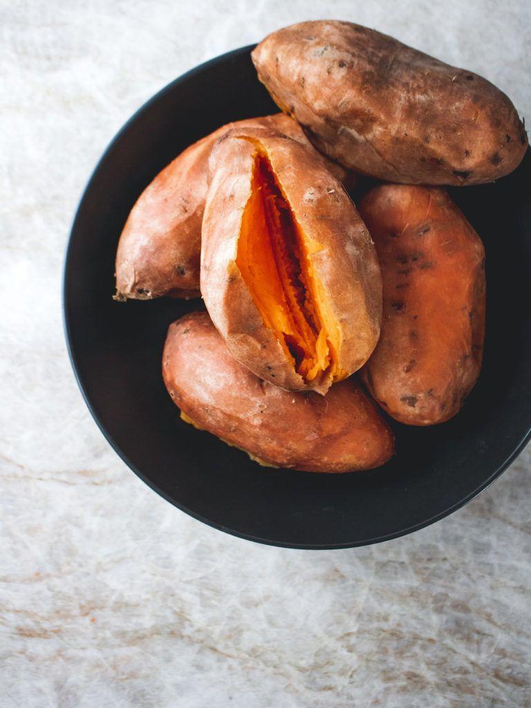 Crockpot Sweet Potatoes - Meal Prep on Fleek™ #crockpotmealprep