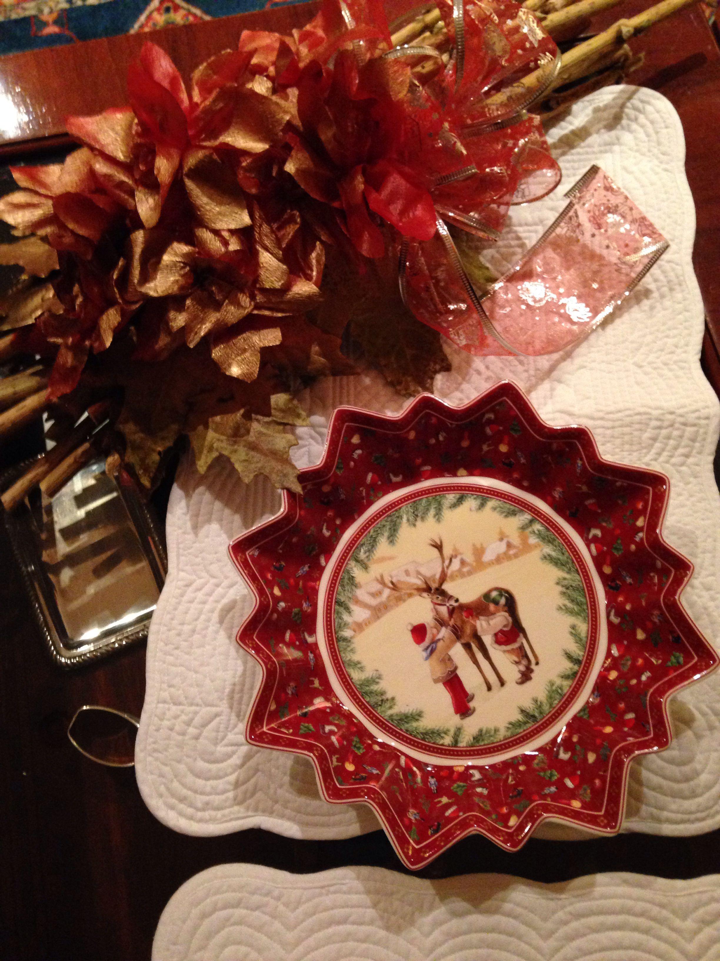 Vajilla de navidad navidad rous co pinterest navidad - Vajilla de navidad ...