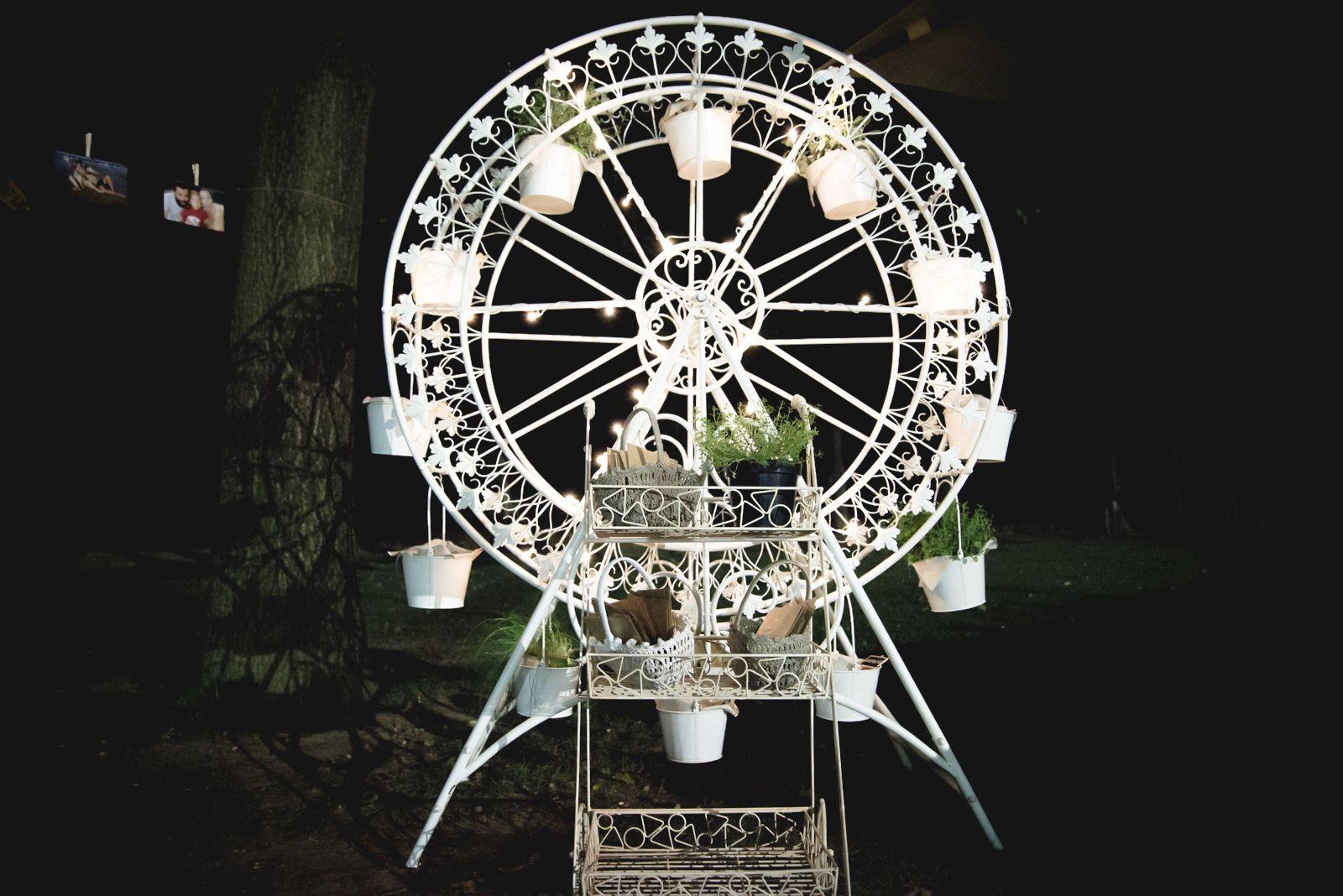 La Confettata nella nostra ruota panoramica.... #wedding #confetti #party #wheel #confettata #weddingplanner
