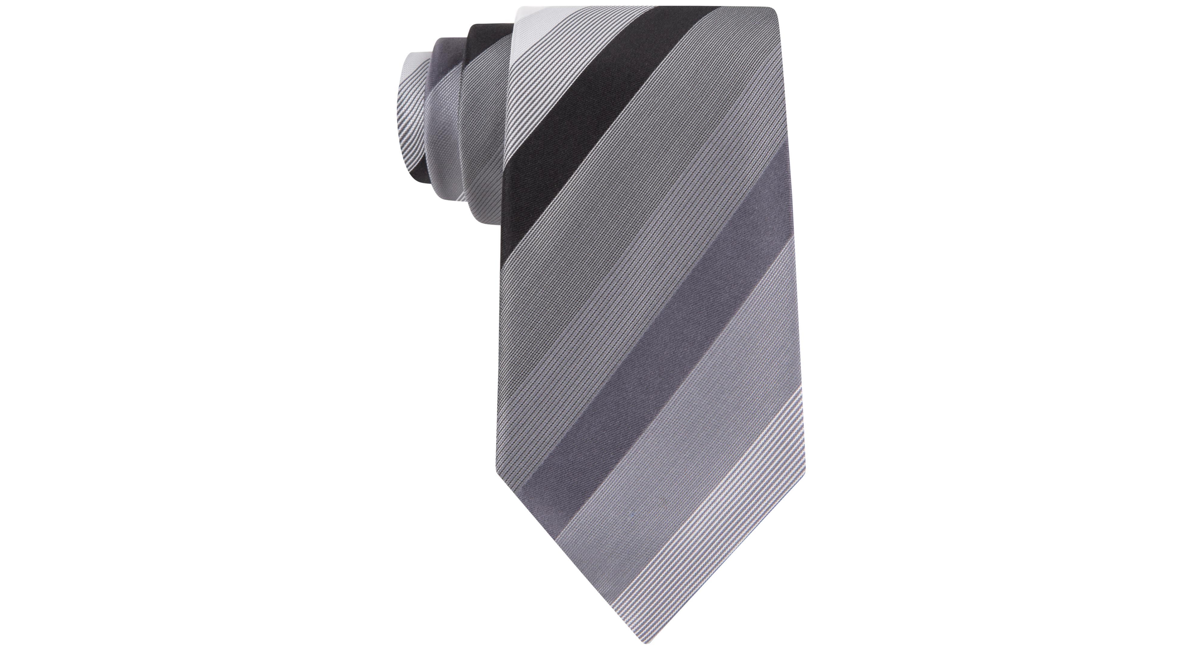 Kenneth Cole Reaction King Stripe Tie