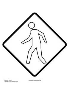 Coloring Page Street Signs Bing Images Coloring Pages
