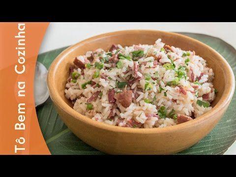 ARROZ CARRETEIRO - Receita de arroz de carreteiro (Episódio #161) - YouTube