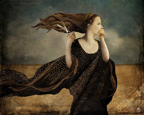 The Storm  by ChristianSchloe