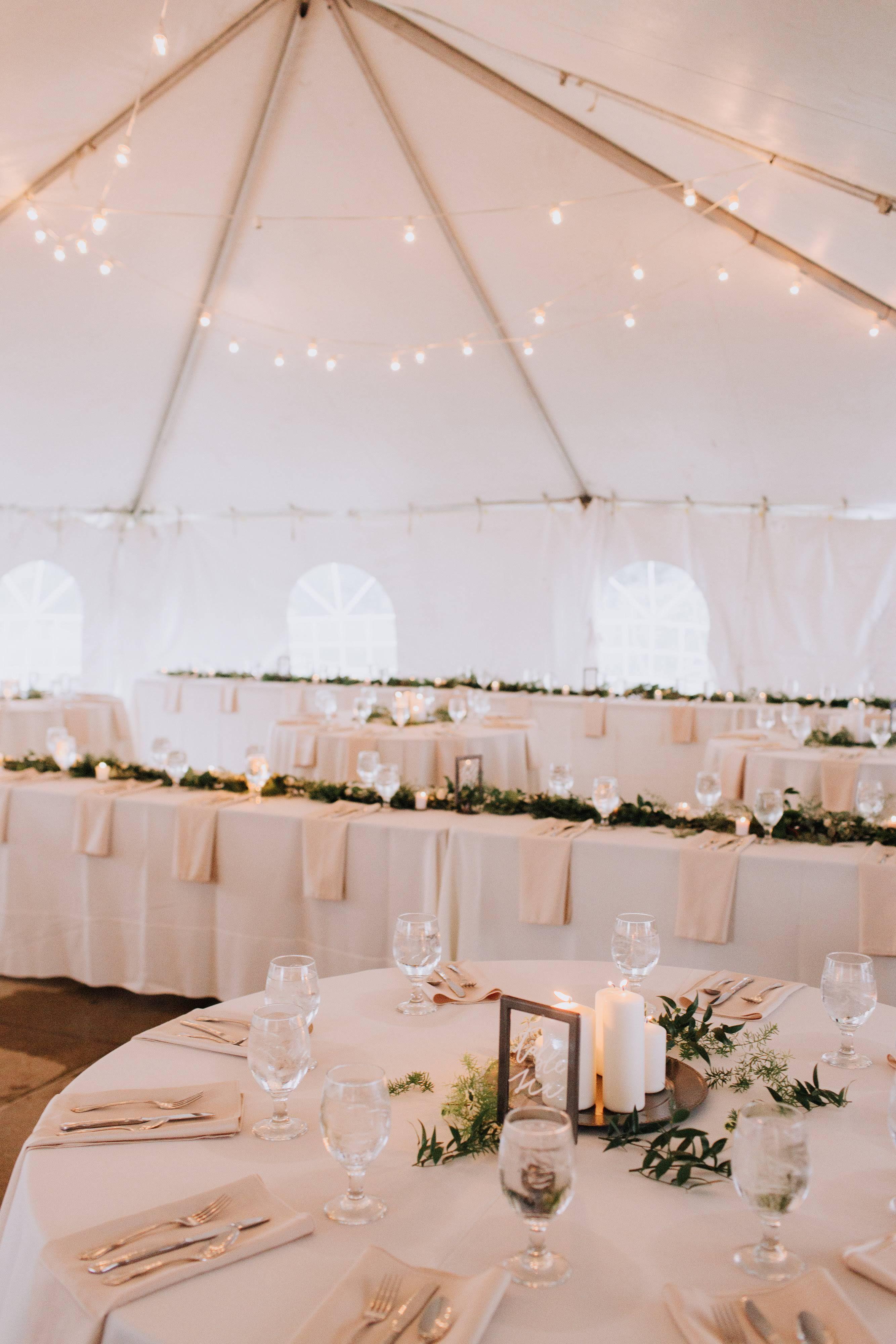 Wedding Reception Tent Event Rental Wedding Rentals Party Event