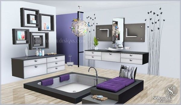 Odyssey Bathroom Bedroom Collections Main Set Donation Only Free Clutter Set By Simcredible