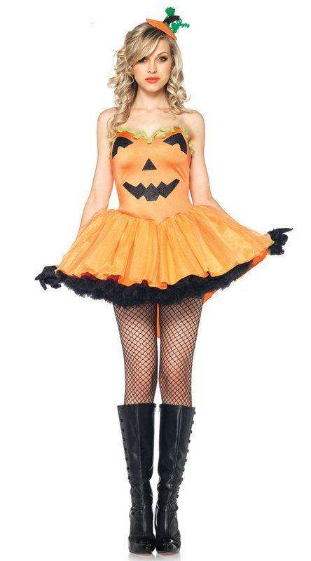 Cute Pumpkin Costume  sc 1 st  Pinterest & Cute Pumpkin Costume | Fantasia | Pinterest | Queen costume ...