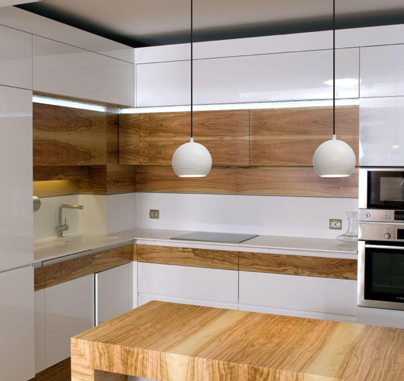Lamparas De Techo Cocina | 63223 Ball 2 Lampara Techo Cocina Habitacion Blanca Decorativa