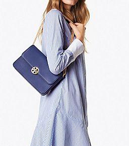 21b67a9c3 Tory Burch Chelsea Convertible Shoulder Bag | Accessories | Tory ...