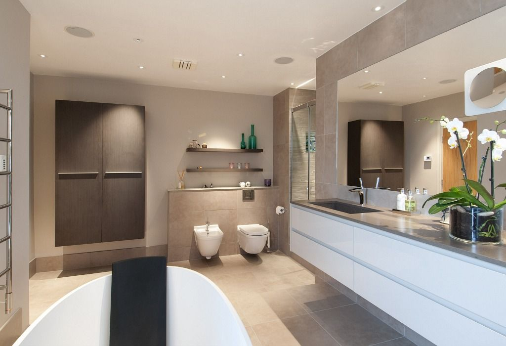 Small Bathrooms London berglan court from c.p. hart: contemporary bathrooms, london | my