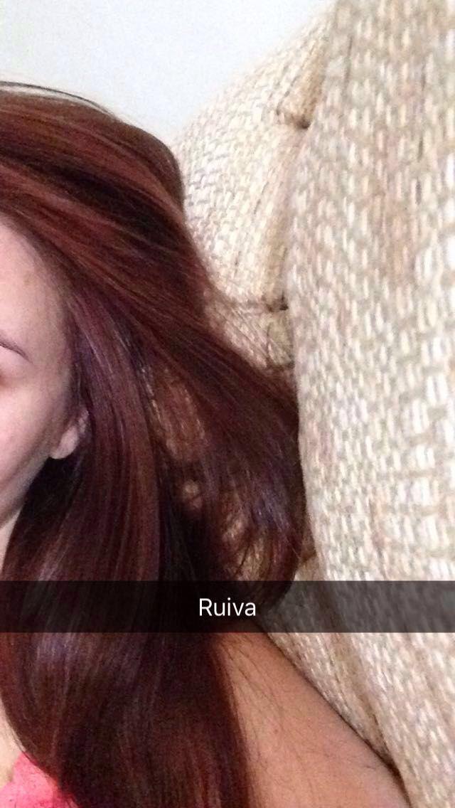 #ruiva