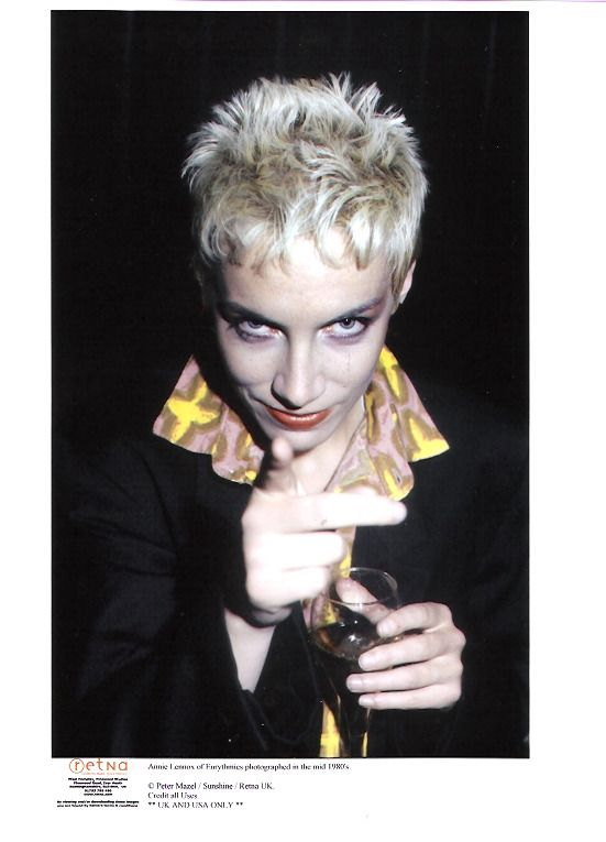 Annie lennox annie lennox pinterest annie lennox and musicians - Annie lennox diva album cover ...