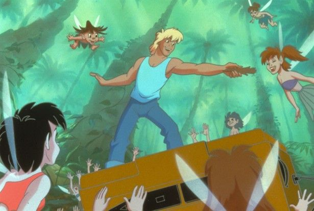 Image result for fern gully