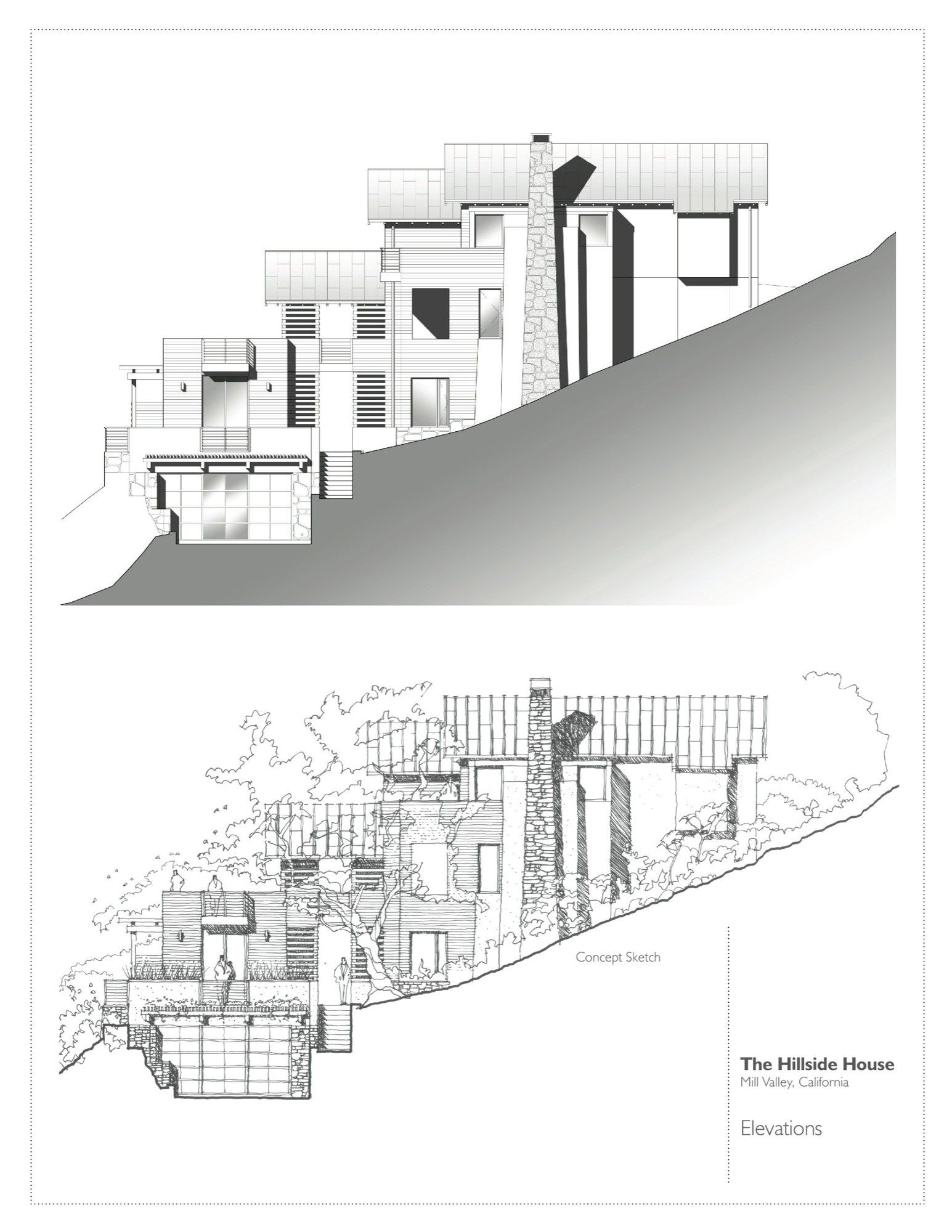 Gallery Of Hillside House Sb Architects 20 Hillside House House Design Architect