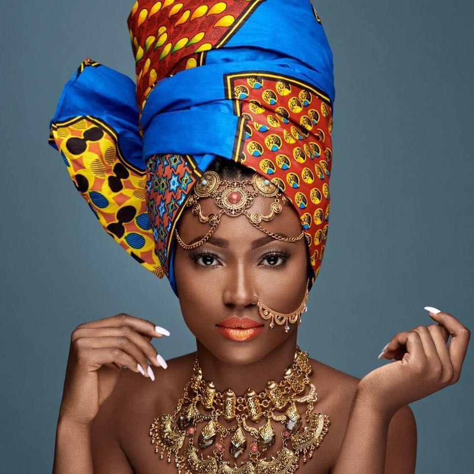 Stylish, Chic, and Classy Ankara Headwraps - Weddi